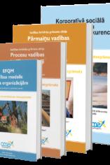 Organizācijas novērtēšanas rokasgrāmatu komplekts